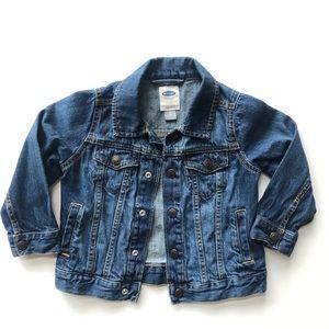 Old Navy denim jacket 3T